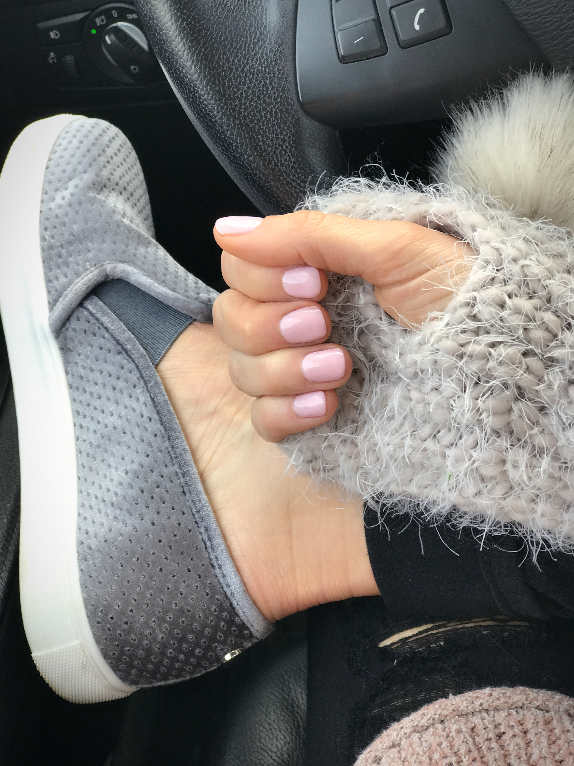 SNS Dip Powder Nails »